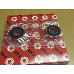 Mountfield-Replacement-Wheel-Bearings-Set-of-2-119216035