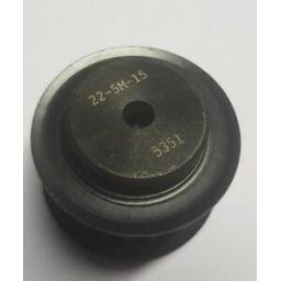 METRIC-TIMING-BELT-PULLEY-22-5M-15