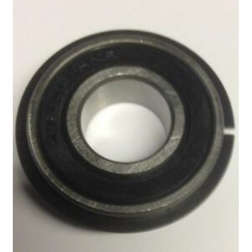99502HNR GO KART BEARING Complete With Snap Ring & Groove