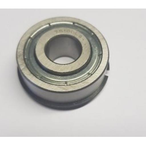 7510DLG Radial Ball Bearing With Snap ring