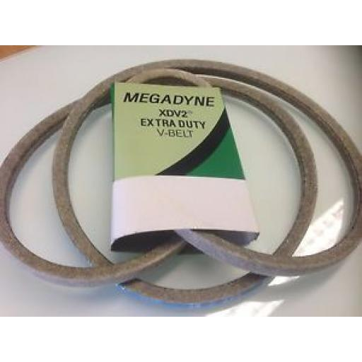 GENERIC Transmission Drive Belt 518652 ALKO 620 700 955 Ride On Mower