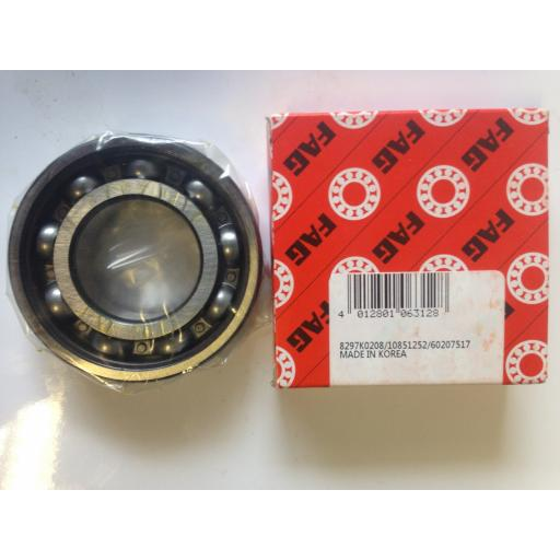 Honda Replacement Ball Bearing 96100-62080-00